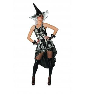 Halloween Jurk Sculley Vrouw