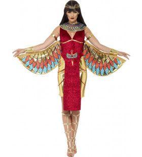 Egyptische Schoonheid Vrouw Kostuum