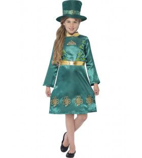 Leprechaun Meisje Kostuum