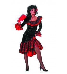 Hola Que Tal Spaanse De Luxe Vrouw Kostuum