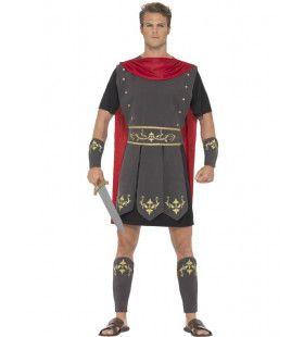 Romeinse Gladiator Enrique Man Kostuum