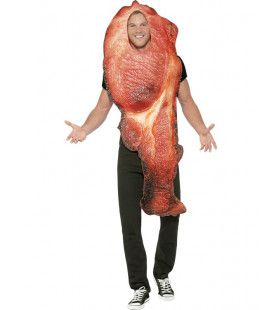 Bacon Kostuum Mr Non Vega Man