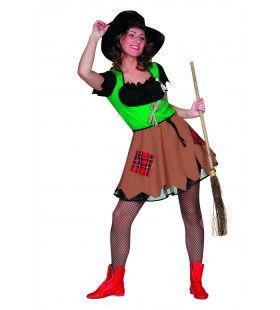 Vogelverschrikker Van Ozz Vrouw Kostuum