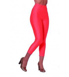 Oranje 3 / 4 Legging Vrouw