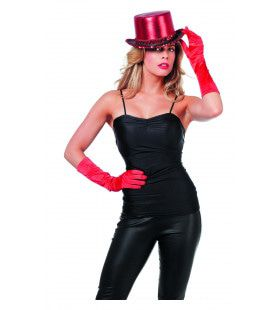 Zwarte Topje Ms Bling Vrouw