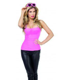Roze Topje Ms Bling