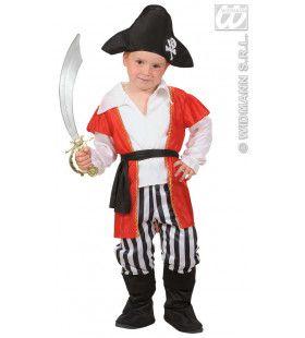 Piraten Jongen, Baby Kostuum