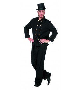 Dickens Schoorsteenveger Man Kostuum