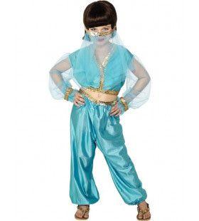 Arabische Prinses Meisje Kostuum