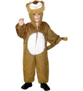 Leeuw Kind Kostuum