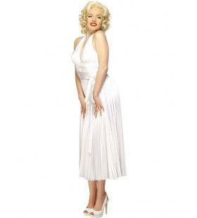 Rental Quality Marilyn Monroe Vrouw Kostuum