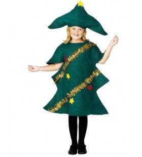 Kinder Kerstboom Kostuum