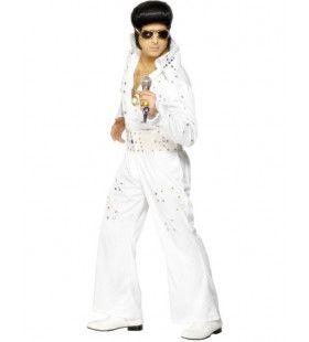 Officieel Las Vegas Elvis Man Kostuum