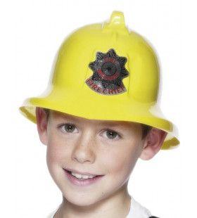 Brandweerman Hoed Kind