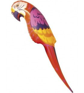 Opblaasbare Papegaai Decoratie