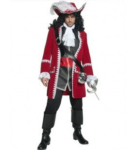 Kapitein Haak Man Kostuum