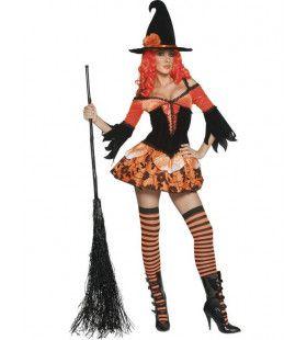 Tuinheks Halloween Vrouw Kostuum