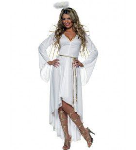Engel Vrouw Kostuum