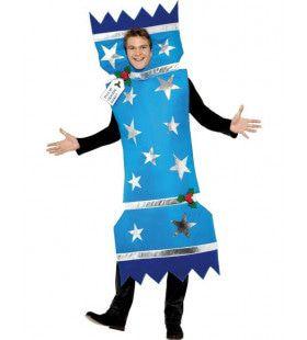 Christmas Cracker Volwassen Kostuum