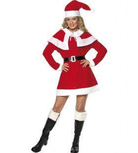 Kerst Vrouw Kostuum