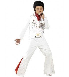 Kind Elvis Kostuum Jongen