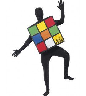 Rubiks Kubus Kostuum