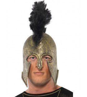 Achilles Griekse Helm Rubber