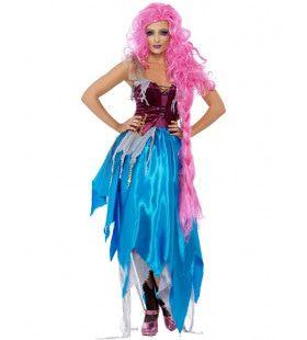Rapunzel Halloween Vrouw Kostuum