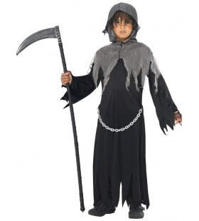 Kind De Dood Kostuum Jongen