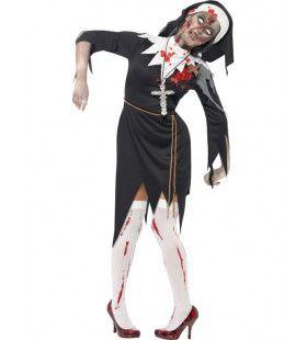 Zombie Kostuum Non Vrouw