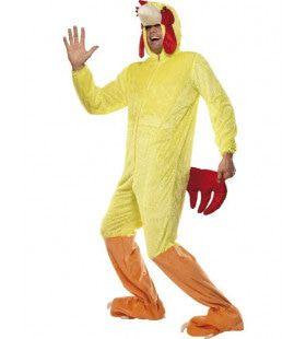 Kip Volwassen Kostuum Man