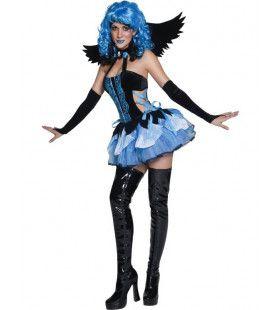 Engel Van Halloween Vrouw Kostuum