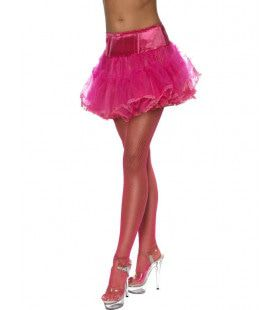 Tulle Petticoat Hot Pink
