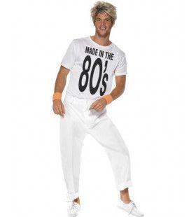 Made In The 80s Man Kostuum