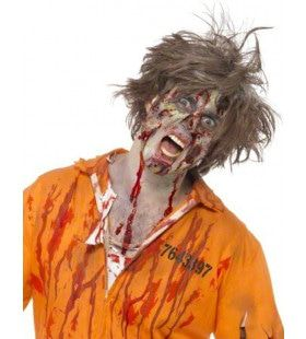 Zombie Latex Make-Up Kit