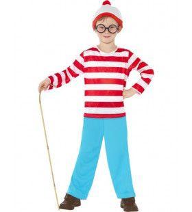 Where Is Wally Jongen Kostuum