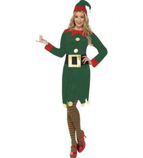 Dames Elf Vrouw Kostuum