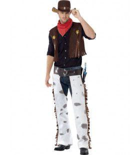 Westerse Cowboy Man Kostuum