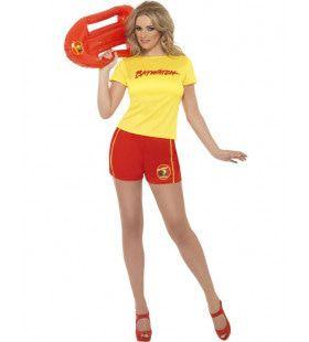 Baywatch Vrouw Kostuum