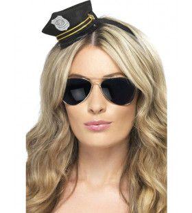 Mini Politie Hoed