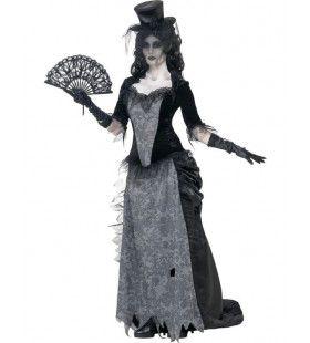 Halloween Wild West Vrouw Kostuum