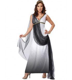 Romeinse Verleidelijke Jurk Vrouw