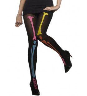 Neon Skelet Panty