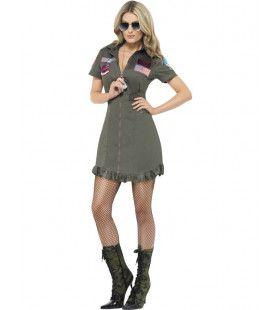 Top Gun Jurk Vrouw
