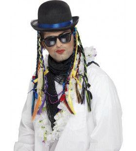 Chameleon Jaren 80 Hoed Man Kostuum