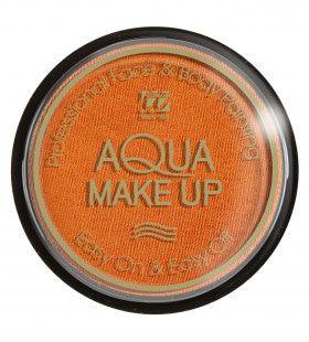 Aqua Make-Up Oranje 15 Gram