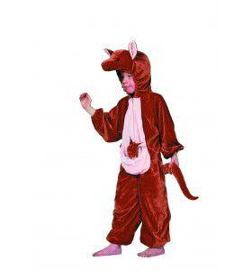 Snoezige Kangoeroe Kostuum