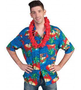 Tropisch Hawaii Hemd Man Kostuum