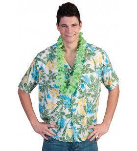 Palmbomen Hawaii Hemd Man Kostuum