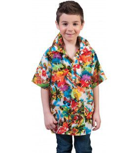 Hawaii Shirt Jongen